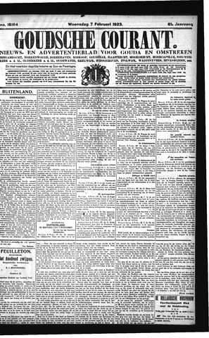 Goudsche Courant 1923-02-07
