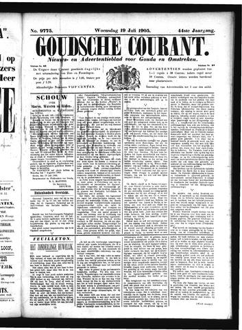 Goudsche Courant 1905-07-19