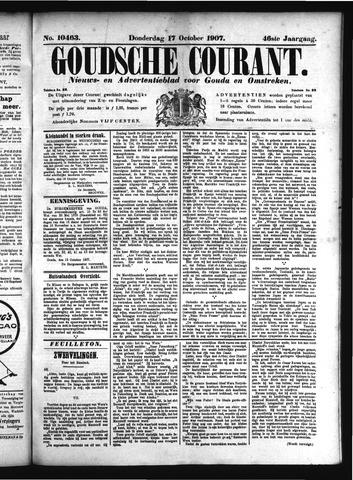 Goudsche Courant 1907-10-17