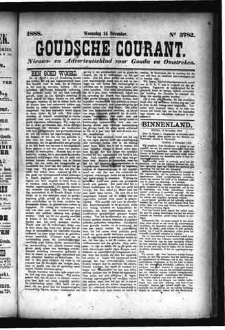 Goudsche Courant 1888-11-14