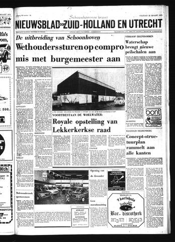 Schoonhovensche Courant 1975-03-28
