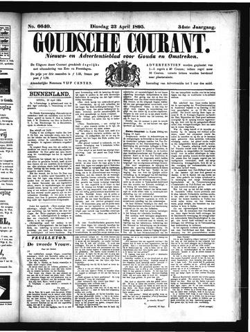 Goudsche Courant 1895-04-23