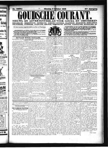 Goudsche Courant 1928-10-09