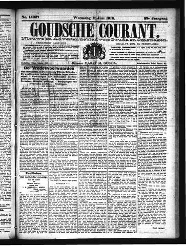 Goudsche Courant 1919-06-11