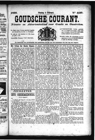 Goudsche Courant 1890-02-04