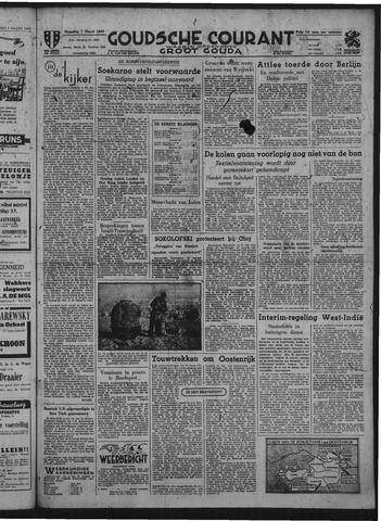Goudsche Courant 1949-03-07