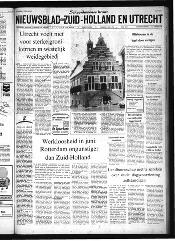 Schoonhovensche Courant 1972-07-12