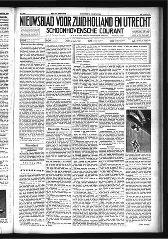 Schoonhovensche Courant 1933-08-23