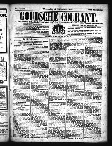 Goudsche Courant 1919-11-05