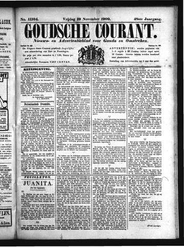 Goudsche Courant 1909-11-19