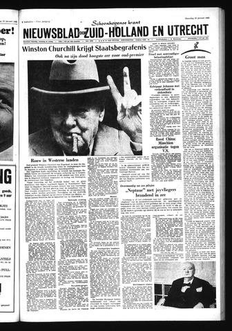Schoonhovensche Courant 1965-01-25