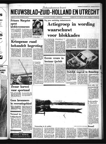 Schoonhovensche Courant 1977-11-30