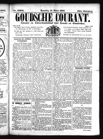 Goudsche Courant 1907-03-18