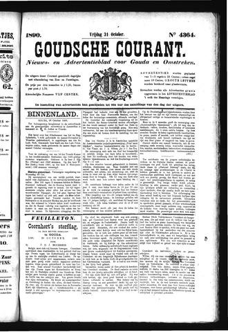 Goudsche Courant 1890-10-31