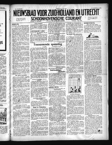 Schoonhovensche Courant 1948-06-16