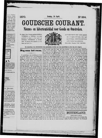 Goudsche Courant 1870-04-24