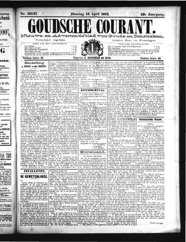 Goudsche Courant 1913-04-15