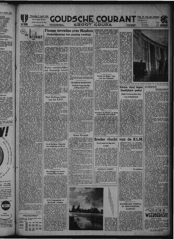 Goudsche Courant 1948-04-07