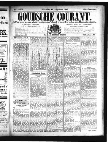 Goudsche Courant 1913-08-18