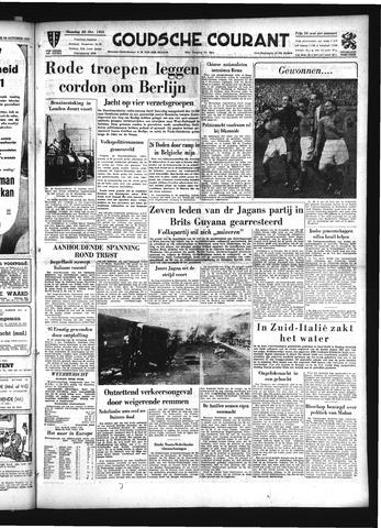 Goudsche Courant 1953-10-26