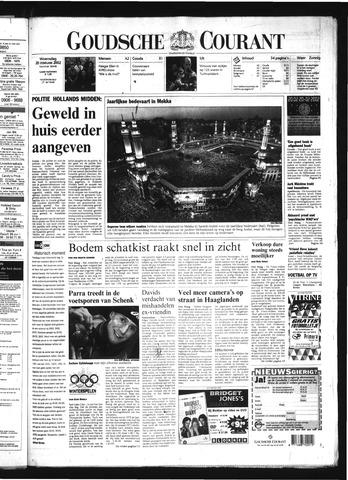 Goudsche Courant 2002-02-20