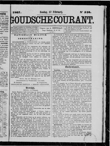Goudsche Courant 1867-02-17