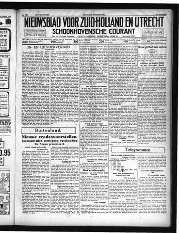 Schoonhovensche Courant 1935-12-09