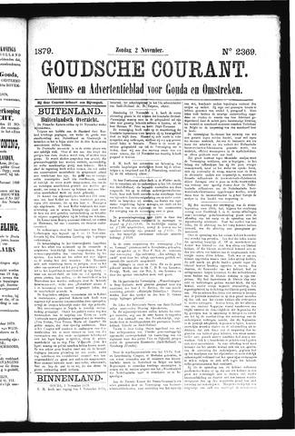 Goudsche Courant 1879-11-02