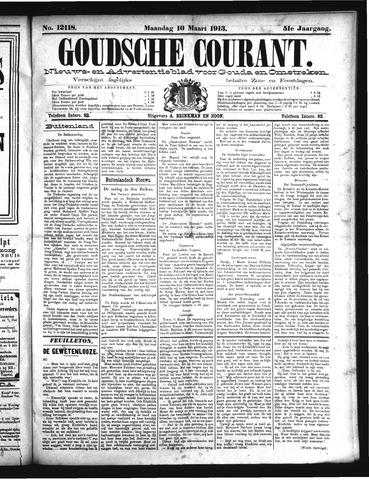 Goudsche Courant 1913-03-10