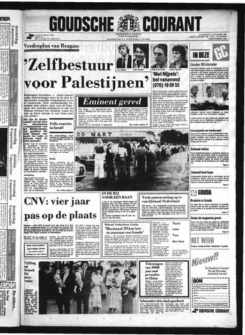 Goudsche Courant 1982-09-02