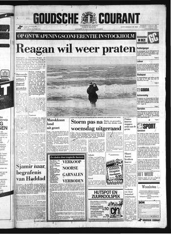 Goudsche Courant 1984-01-16