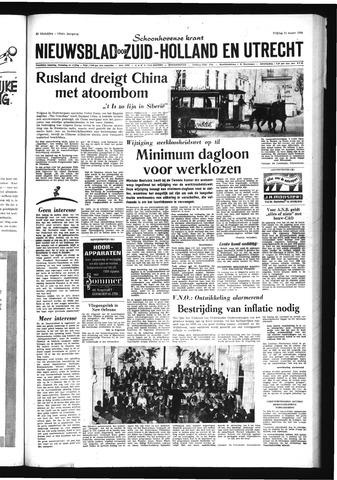Schoonhovensche Courant 1969-03-21