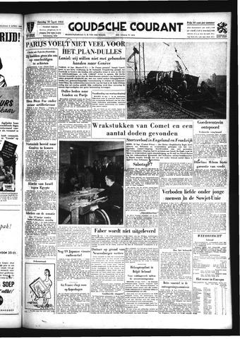 Goudsche Courant 1954-04-10