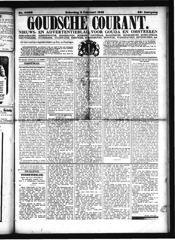Goudsche Courant 1928-02-11