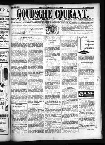 Goudsche Courant 1933-12-22