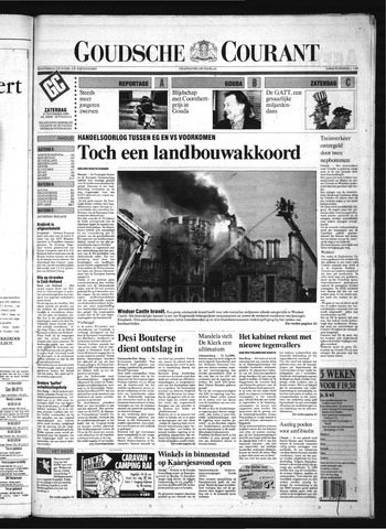 Goudsche Courant 1992-11-21