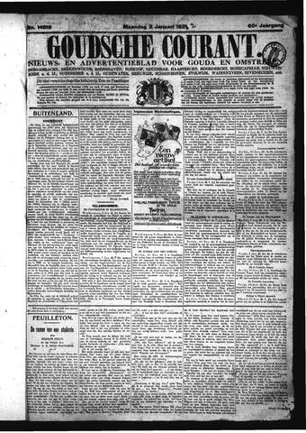 Goudsche Courant 1922