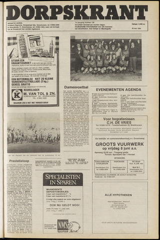 Dorpskrant 1984-05-30