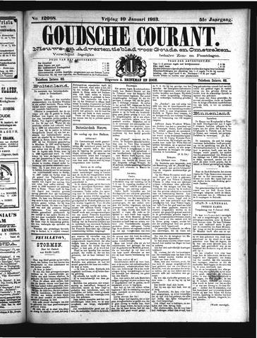 Goudsche Courant 1913-01-10