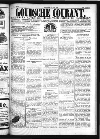 Goudsche Courant 1939-04-27