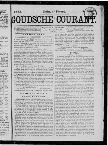 Goudsche Courant 1865-02-12