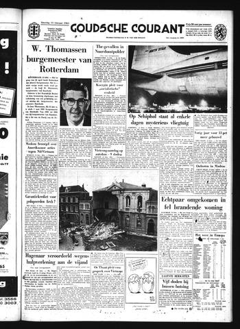 Goudsche Courant 1965-02-13