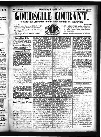 Goudsche Courant 1908-04-01