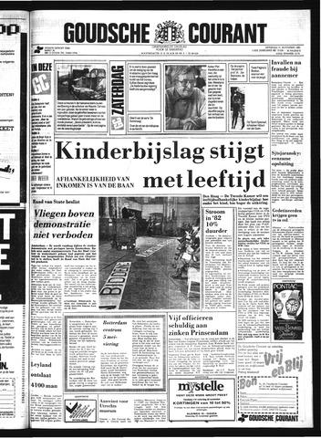 Goudsche Courant 1981-11-21