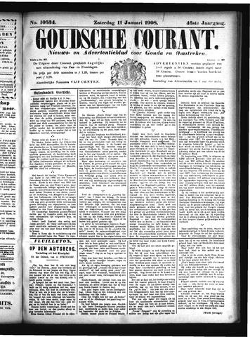 Goudsche Courant 1908-01-11