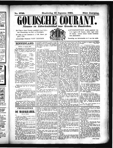 Goudsche Courant 1895-08-15