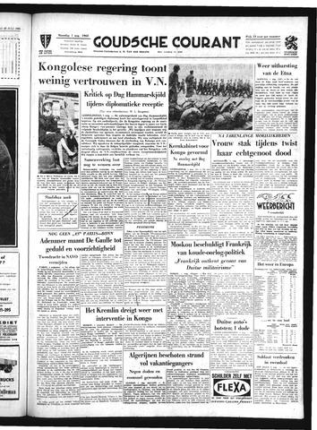 Goudsche Courant 1960-08-01