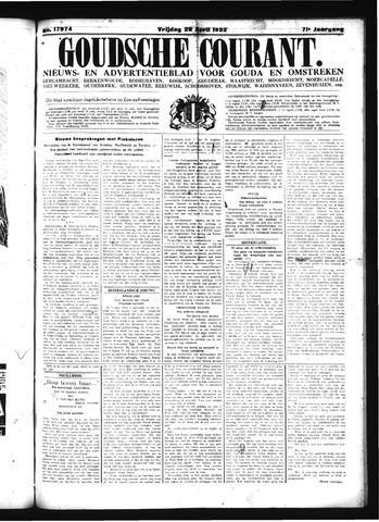 Goudsche Courant 1932-04-29