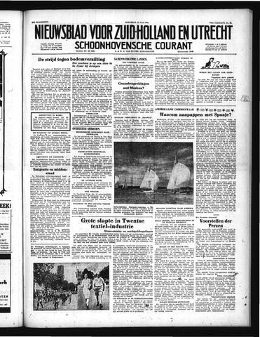 Schoonhovensche Courant 1951-07-25