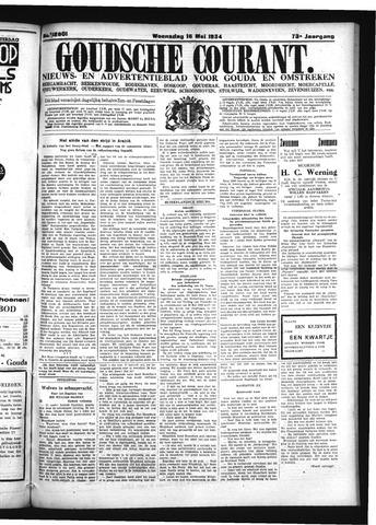 Goudsche Courant 1934-05-16